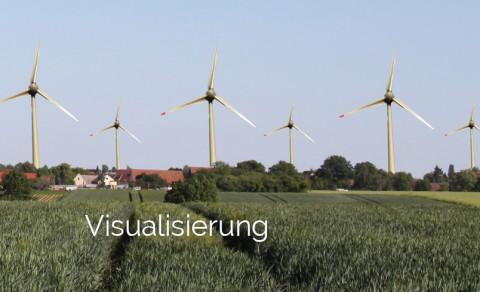Windkraft im Heideland